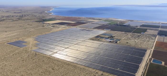 ColGreen North Shore Solar Power Plant