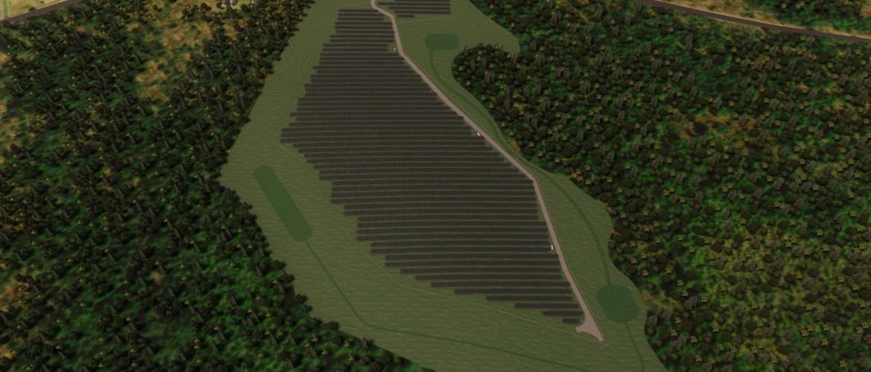 Blandford Solar Project