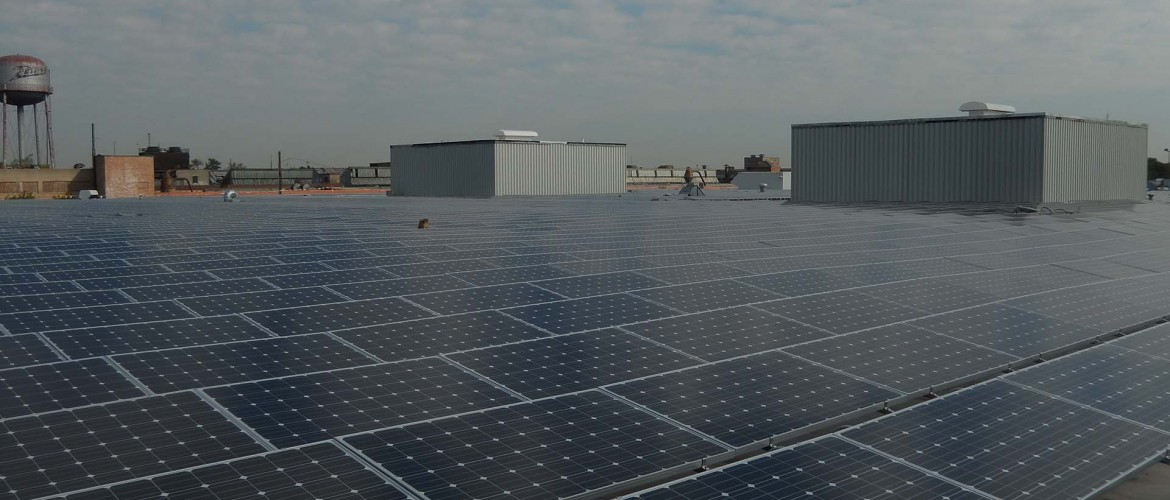 Austin Rooftop Solar Project