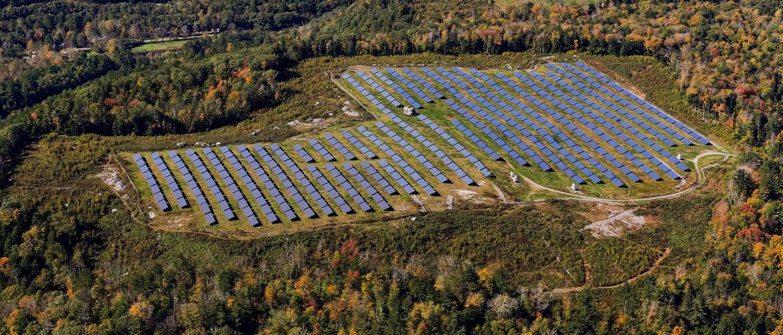 Tolland Solar Farm