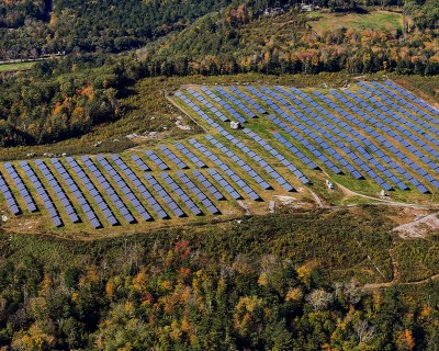 Massachusetts: The Solar State