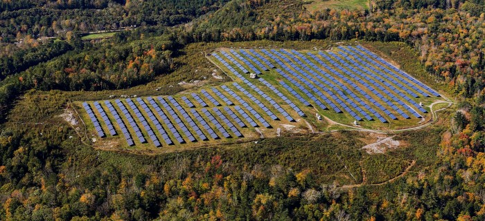 Tolland Solar Farm