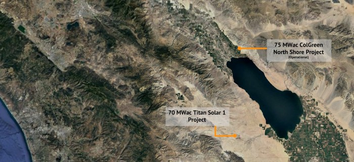 Titan Solar 1 Energy Project